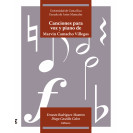 Songs for voice and piano by Marvin Camacho Villegas (PRINTED VERSION)