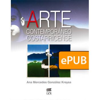 Costa Rican contemporary art (ePub DIGITAL BOOK)
