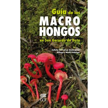 Guide of the macrohongs in San Gerardo de Dota