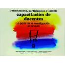 CONOCIMIENTO,PARTICIPACION Y CAMBIO CAPACITACION DE DOCENTES(VERSION IMPRESA)
