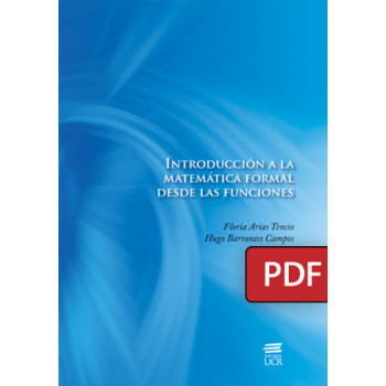 Introduction to formal mathematics from functions (PDF digital book)