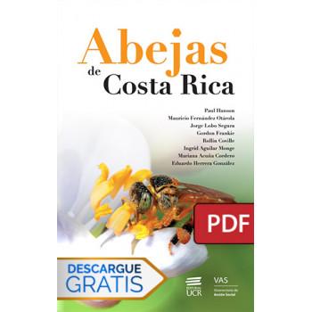 Costa Rica Bees (DIGITAL BOOK PDF)