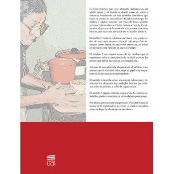Practical guide for an adequate feeding of the elderly person and his family (DIGITAL BOOK PDF)