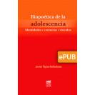 Biopoetics of adolescence. Identities • beliefs • links