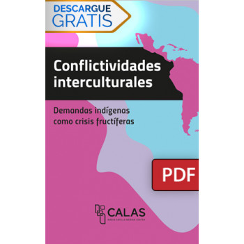 CULTURAL CONFLICTS. INDIGENOUS MOVEMENTS - LATIN AMERICA.