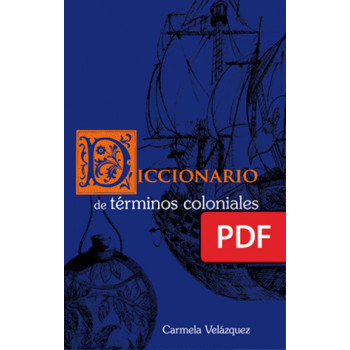 Dictionary of colonial terms (DIGITAL BOOK PDF)