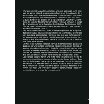 EL ENVEJECIMIENTO ASPECTOS SOCIALES (LIBRO DIGITAL ePUB)