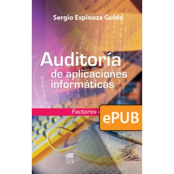 Audit of computer applications. Relevant factors (ePub digital book)
