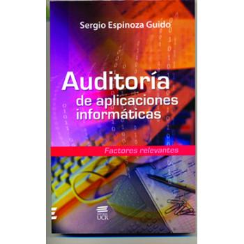 AUDITORIA DE APLICACIONES INFORMATICAS (VERSION IMPRESA)