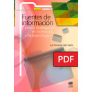 Sources of information for research in Archival and Library Science (DIGITAL BOOK PDF)