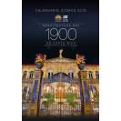 CALENDARIO ICOMOS 2019 ARQUITECTURA DEL 1900 EN COSTA RICA (VERSION IMPRESA)