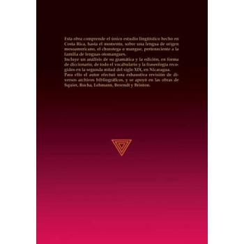 DICCIONARIO ESPAÑOL-CHOROTEGA CHOROTEGA-ESPAÑOL (LIBRO DIGITAL PDF)