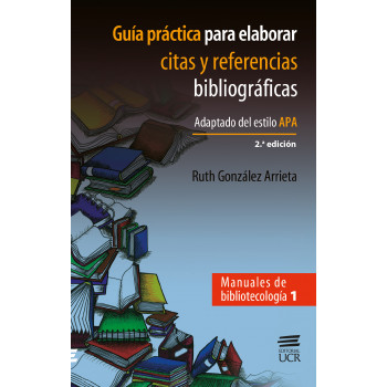 Practical guide to prepare citations and bibliographical references. Adapted from the APA style