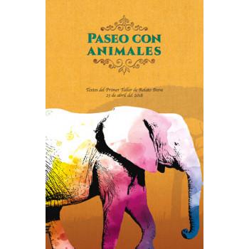 PASEO CON ANIMALES (VERSION IMPRESA)