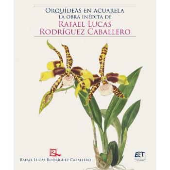 Watercolor orchids: the unpublished work of Rafael Lucas Rodríguez Caballero